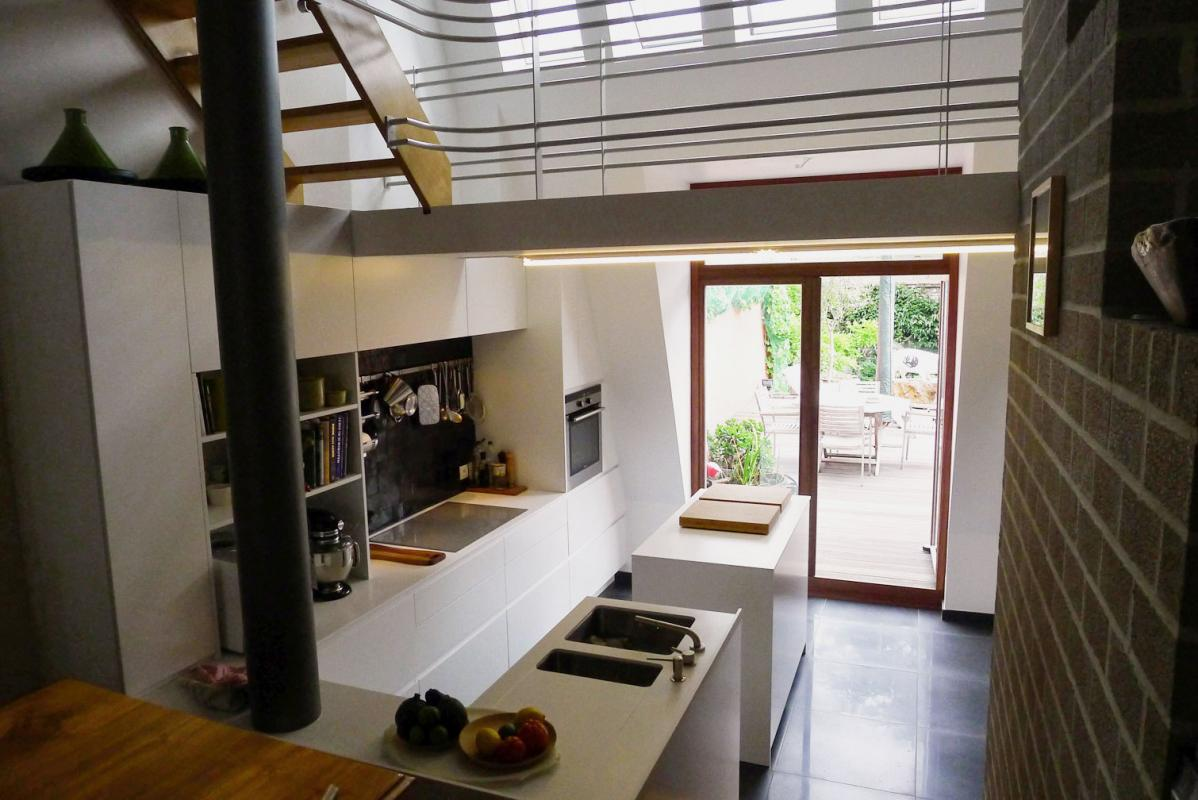 Design Keuken Gent : Project keukens rj gent kubus maatwerk